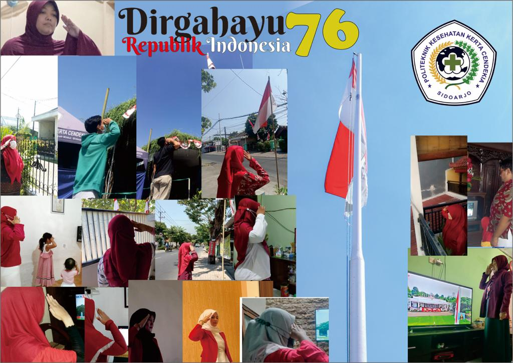 DIRGAHAYAU NKRI KE 76